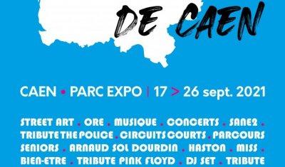 foire internationale de Caen