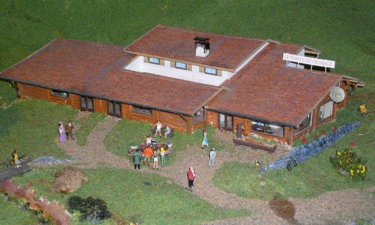 Musée sur la fabrication du fromageLugrin